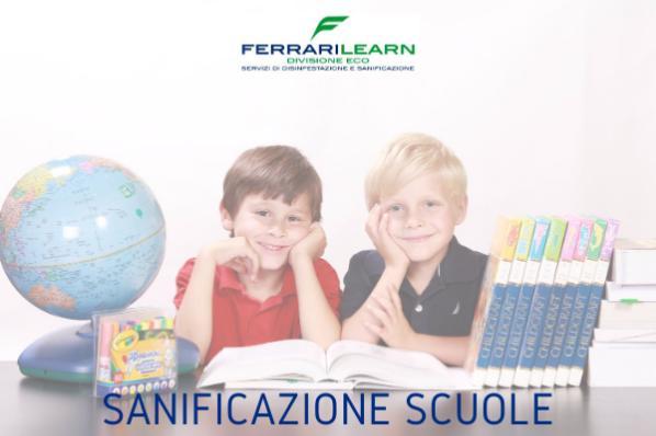 Sanificazione nelle scuole: come gestirle in totale sicurezza