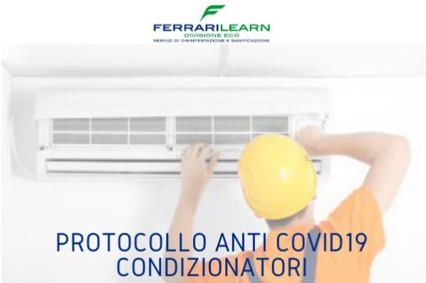 Protocollo anti Covid19: come gestire gli impianti di climatizzazione
